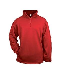 Badger BG2480 - Youth Poly Fleece 1/4 Zip