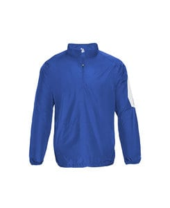 Badger BG2641 - Youth Sideline Longsleeve Pullover