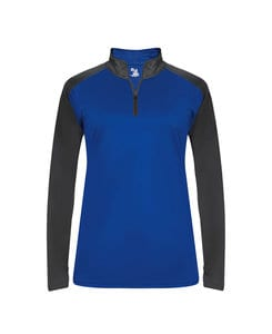 Badger BG4008 - Ladies Ultimate Sport 1/4 Zip