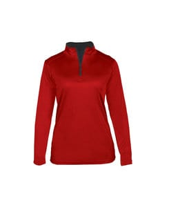 Badger BG4103 - Ladies B-Core 1/4 Zip