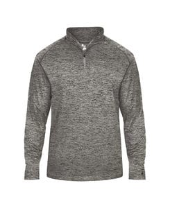 Badger BG4172 - Adult Tonal Blend 1/4 Zip