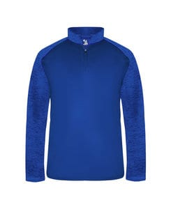 Badger BG4177 - Adult Sport Tonal Blend 1/4 Zip