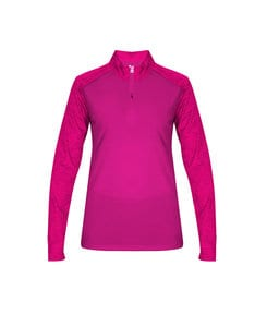 Badger BG4179 - Ladies Sport Tonal 1/4 Zip