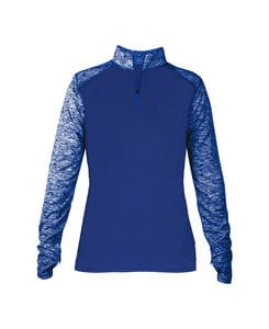 Badger BG4198 - Ladies Sport Blend 1/4 Zip