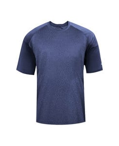 Badger BG4343 - Adult Sport Heather Tonal Tee