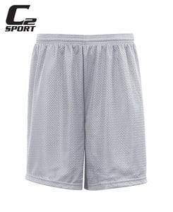 "Badger BG5107 - C2 Adult 7"" Mesh Short"