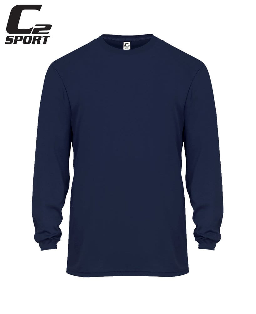 Badger BG5204 - C2 Youth Long Sleeve
