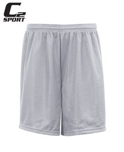 "Badger BG5209 - C2 Youth Mesh 6"" Short"
