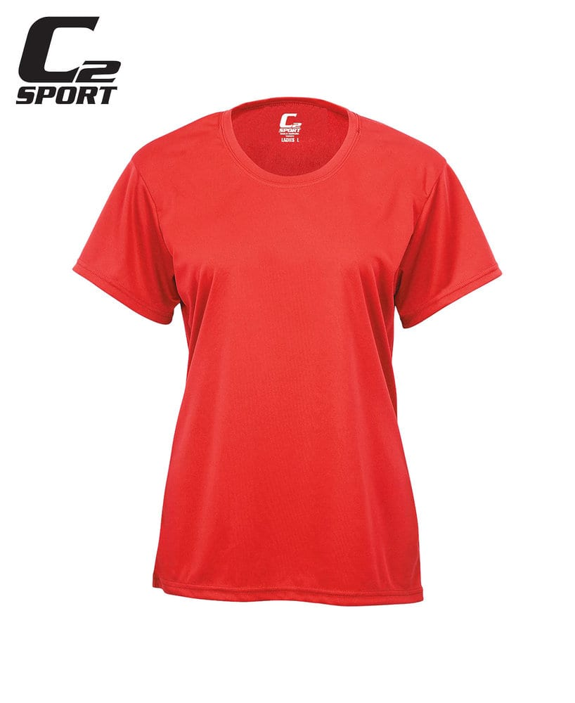 Badger BG5600 - C2 Ladies' Performance Tee