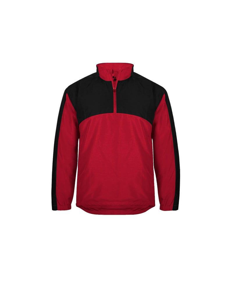 Badger BG7644 - Adult Contender 1/4 Zip Jacket