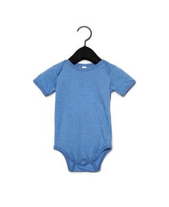 BELLA+CANVAS B100B - Baby Jersey Short Sleeve One Piece