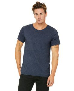 BELLA+CANVAS B3014 - Mens Jersey Raw Neck Tee
