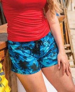 Burnside BN5371 - Ladies Stretch Board Shorts