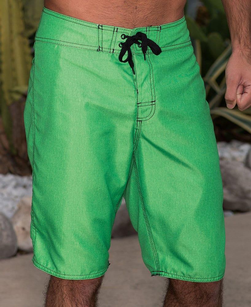 Burnside BN9305 - Adult Heathered Board Shorts