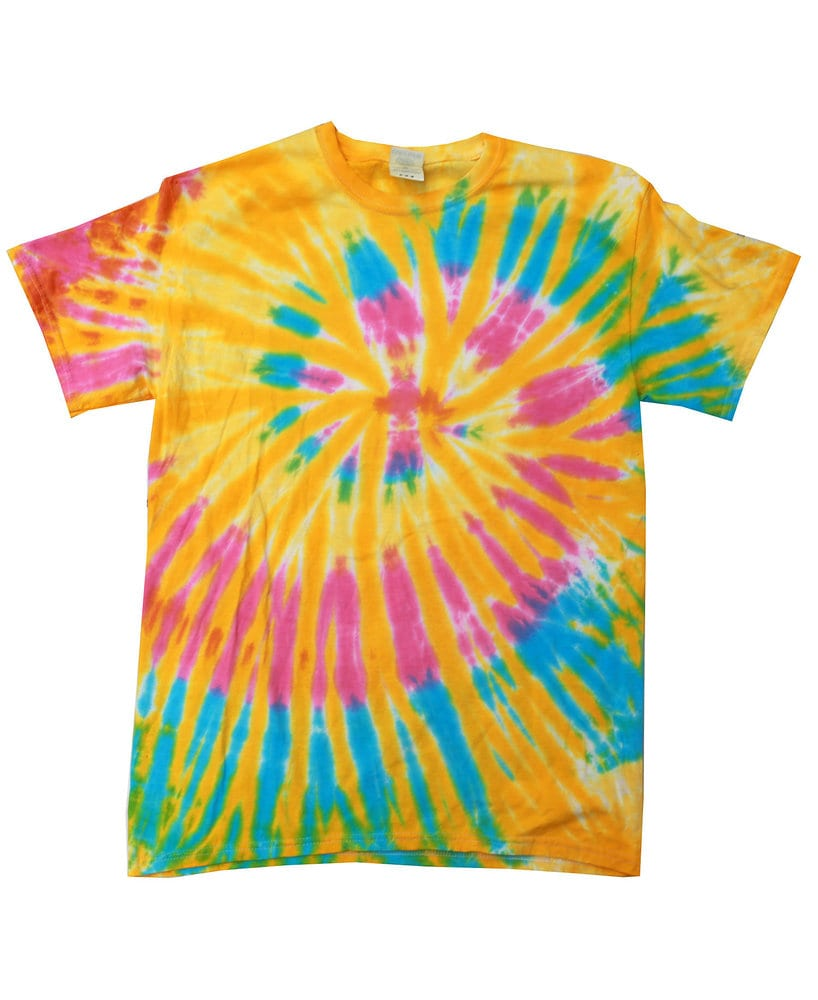 Colortone T1000Y - Youth Tie Dye Tee