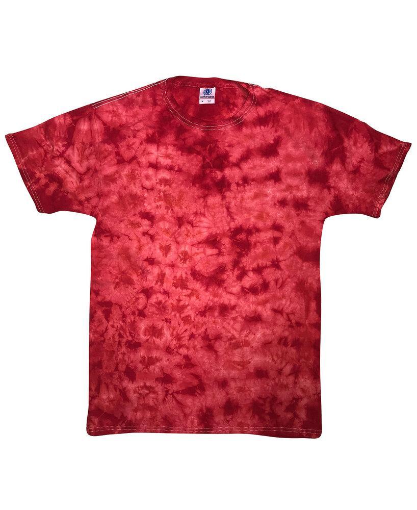 Colortone T1390 - Adult Crystal Wash Tie Dye