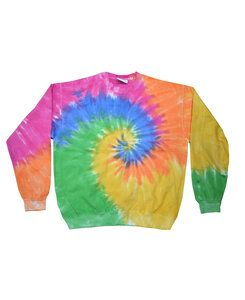 Colortone T8100 - Adult Crew Neck Fleece