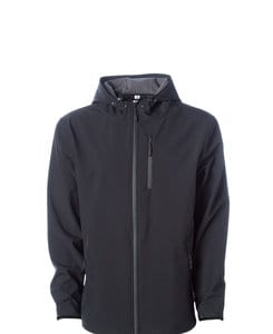 Independent Trading Co. EXP35SSZ - Mens Poly-tech Soft Shell Jacket