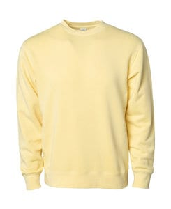 Independent Trading Co. PRM3500 - Unisex Midweight Pigment Dyed Crew Neck