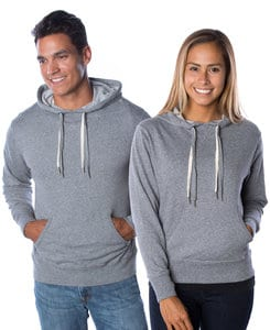 Independent Trading Co. PRM90HT - Unisex Midweight French Terry Hooded Pullover
