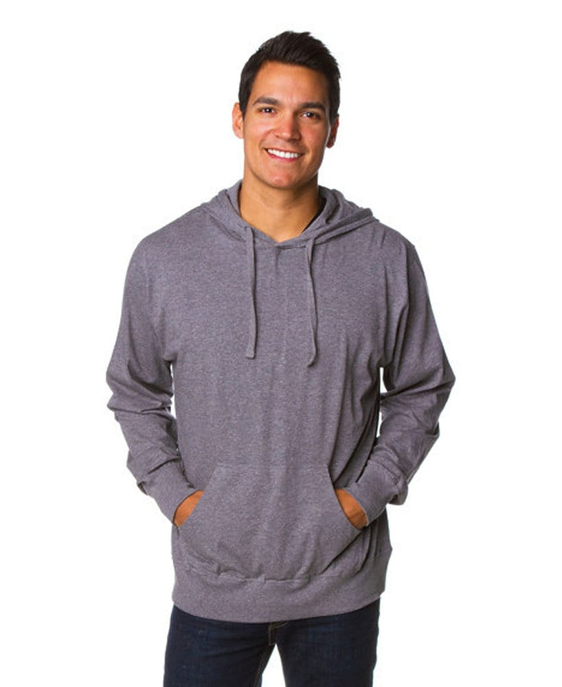 Independent Trading Co. SS150 - Men's Lightweight Jersey Hooded Pullover