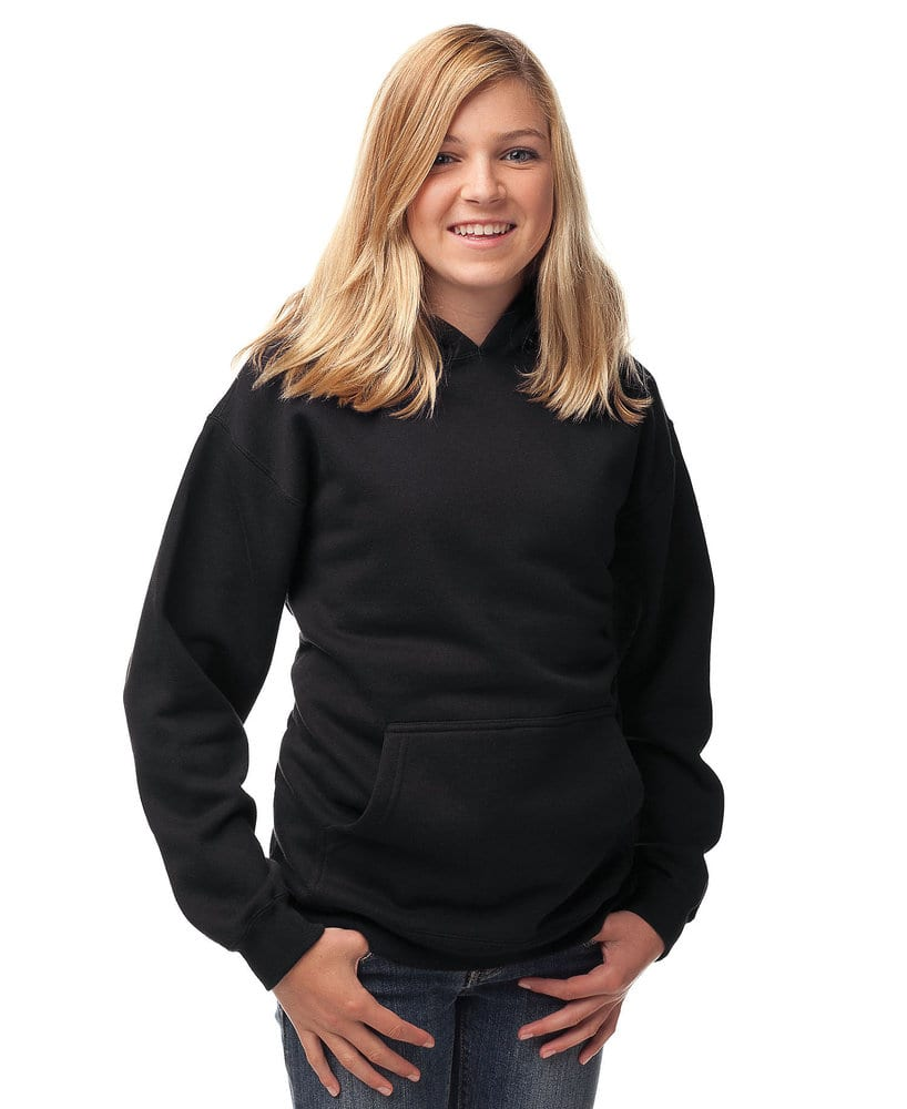 Independent Trading Co. SS401Y - Youth Midweight Hooded Pullover Fleece