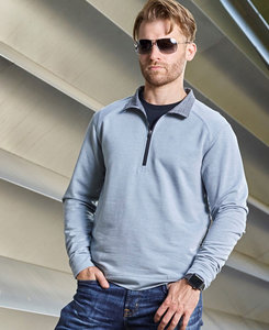 J. America JA8434 - Adult Omega Stretch 1/4 Zip