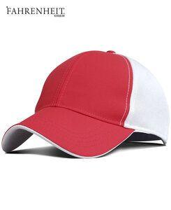 Liberty Bags F366 - Fahrenheit Performance Pearl Nylon Mesh Back Cap