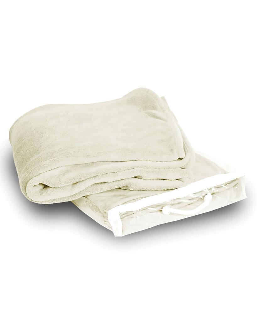Liberty Bags LB8707 - Alpine Fleece Micro Coral Fleece Blanket