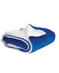 Liberty Bags LB8712 - Alpine Fleece Micro Mink Sherpa Blanket