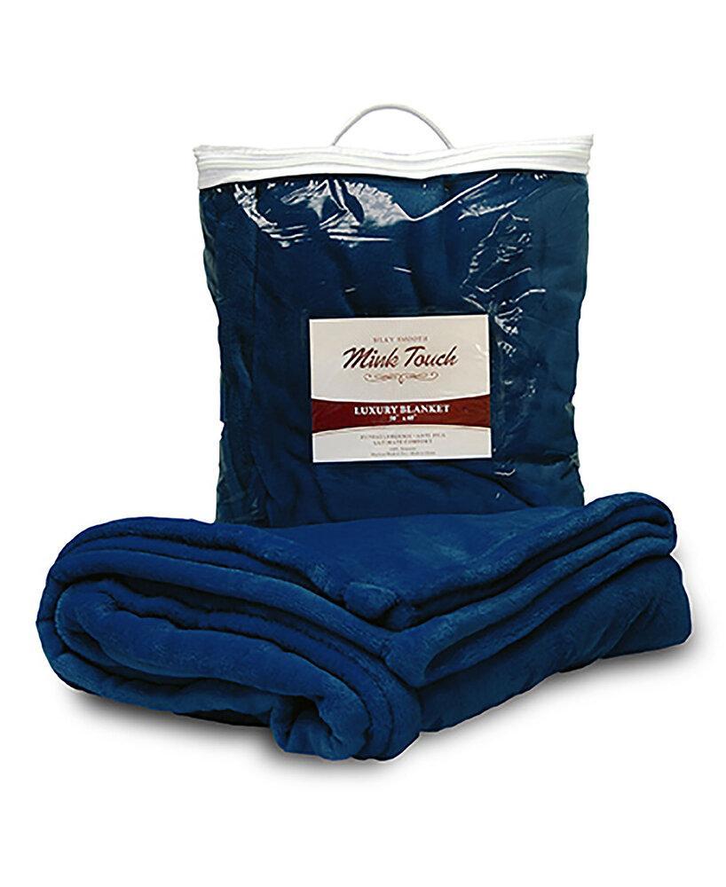Liberty Bags LB8721 - Alpine Fleece Mink Touch Luxury Blanket
