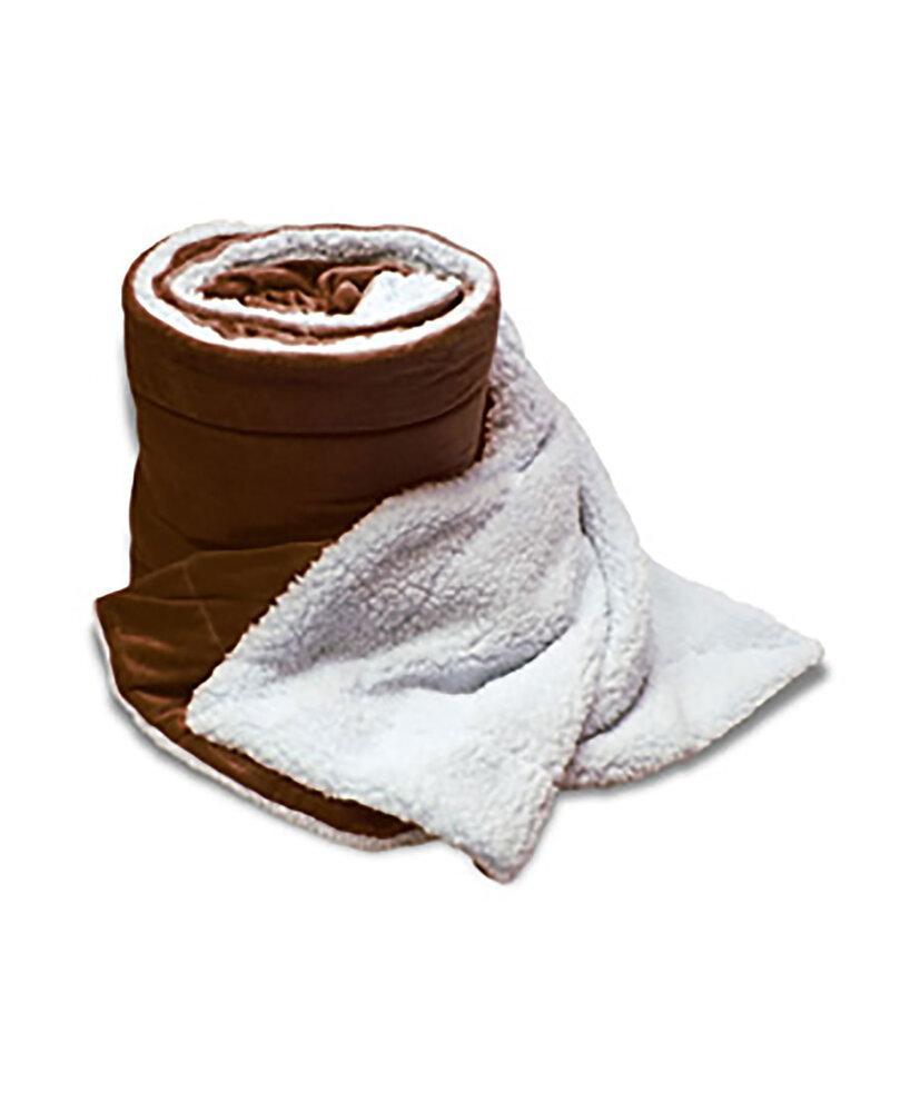 Liberty Bags LB8726 - Alpine Fleece Oversized Mink Sherpa Blanket