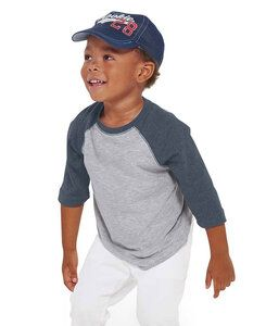 Rabbit Skins LA3330 - Toddler Baseball Tee