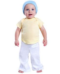 Rabbit Skins LA8310 - Infant Baby Rib Pant