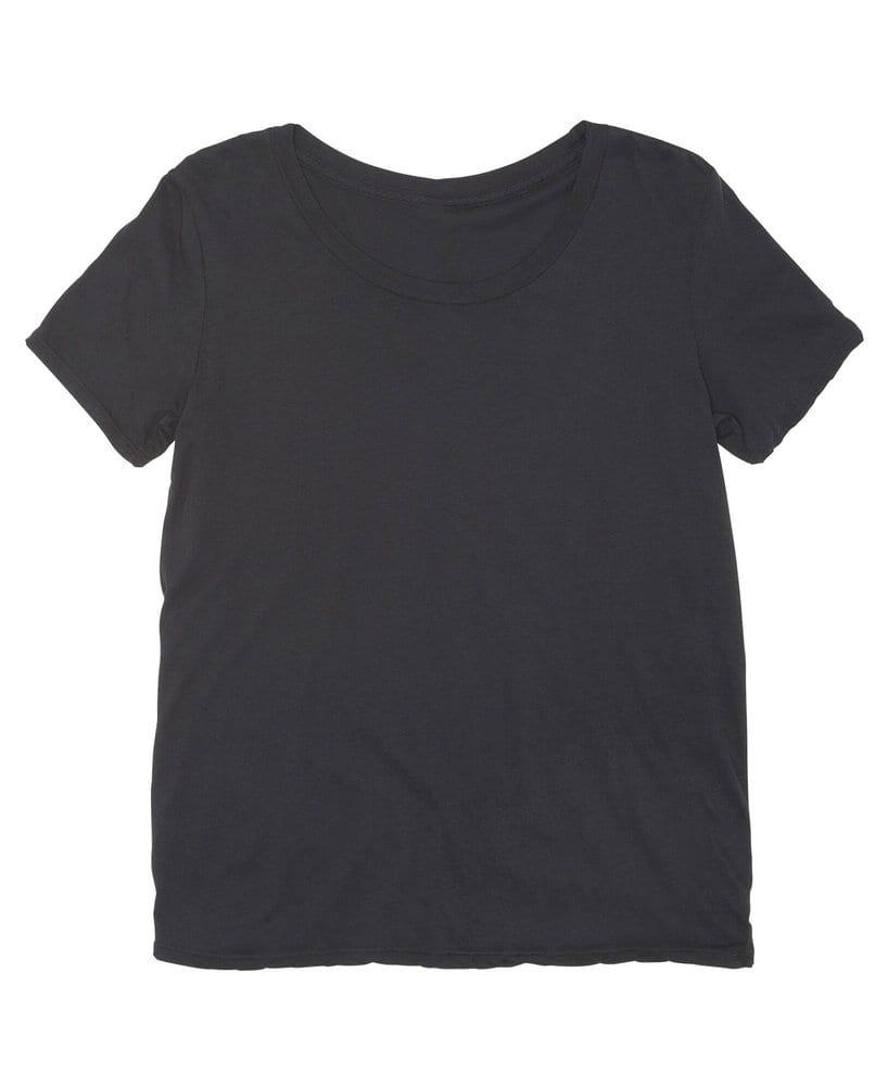 US Blanks US0115GD - Ladies' Garment Dyed Boyfriend Tee