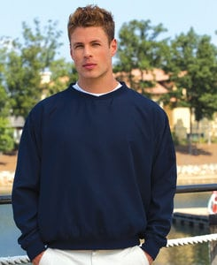 Whispering Pines WP0032 - Inner Harbor Adult Microfiber Windshirt