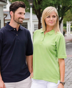 WHISPERING PINES WP7201 - Inner Harbor Ladies Mainsail Pique Sport Shirt