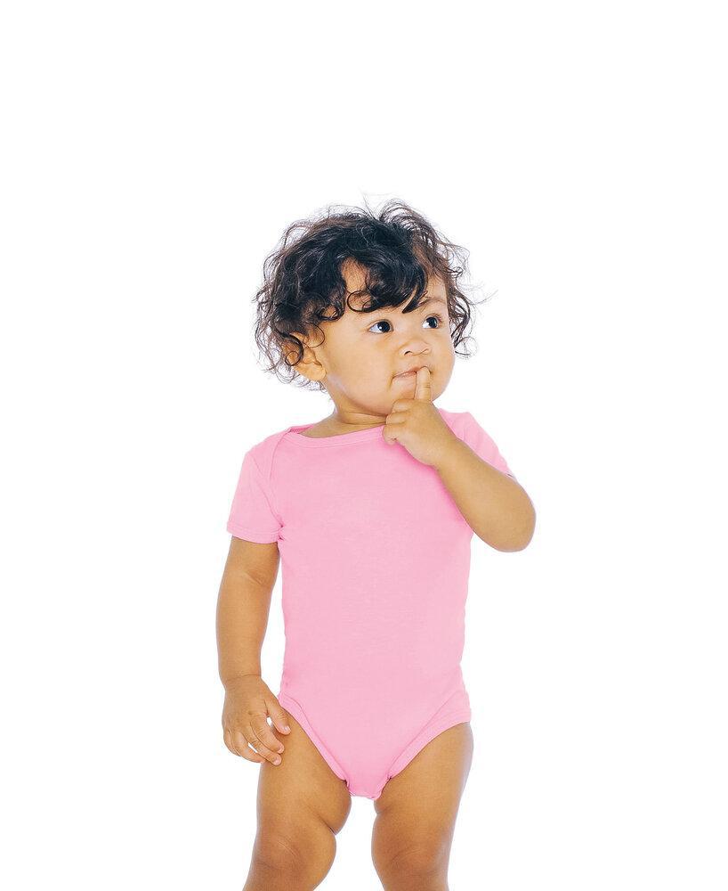 American Apparel AA4001W - Infant Baby Rib One Piece