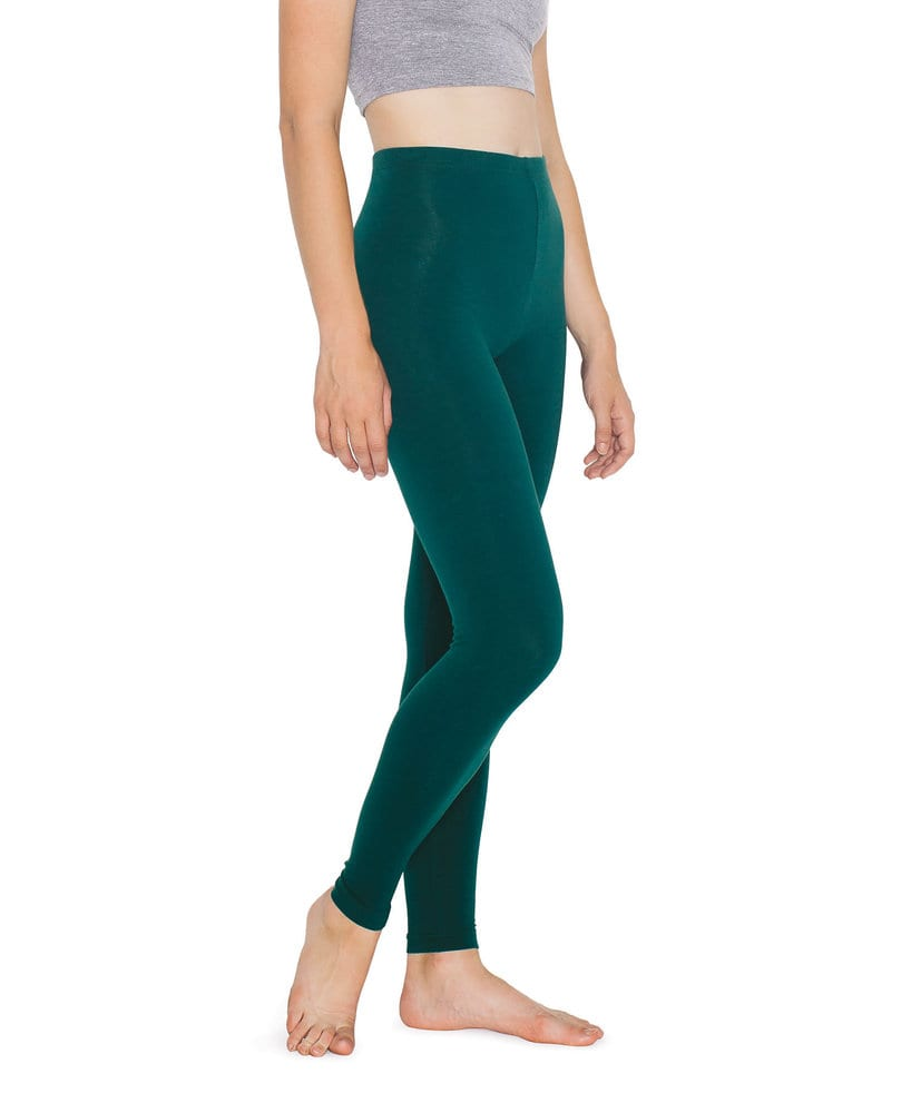 American Apparel AA8328W - Women's Cotton/Spandex Jersey Leggings