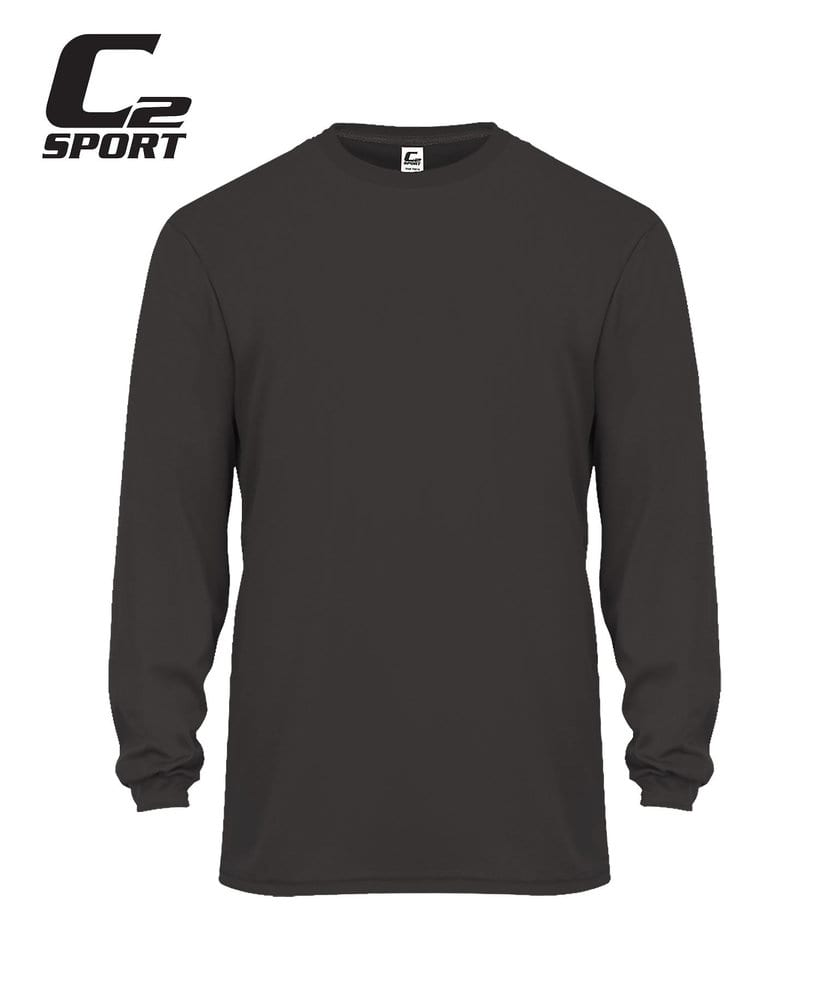 Badger BG5104 - C2 Adult Performance Long Sleeve Adult Tee