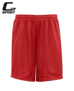 "Badger BG5109 - C2 Adult Mesh 9"" Short"