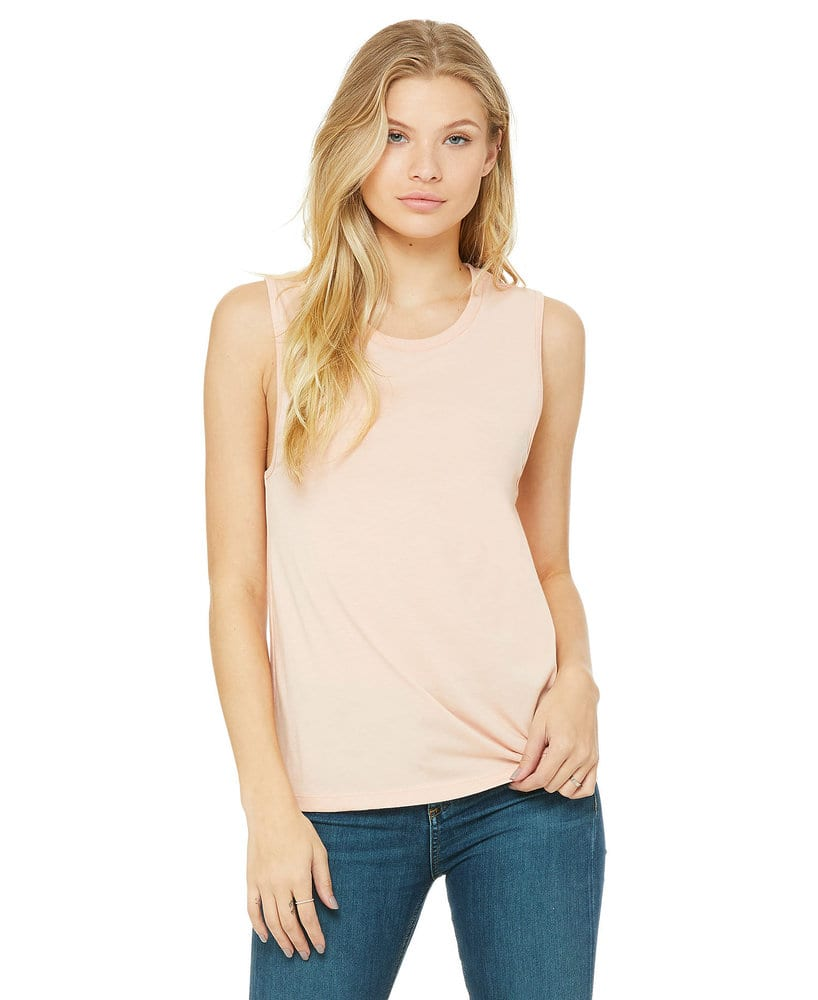 BELLA+CANVAS B6003 - Women's Jersey Muscle Tank