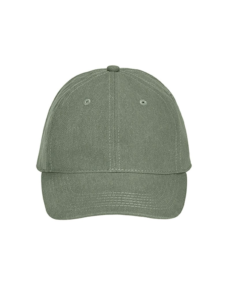 Comfort Colors CC0104 - Pigment Dyed Canvas Baseball Cap
