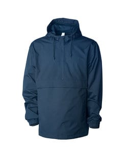 Independent Trading Co. EXP94NAW - Adult Anorak Windbreaker Jacket