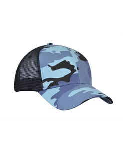 KC Caps KC7040 - Fashion Camo Mesh Trucker Cap