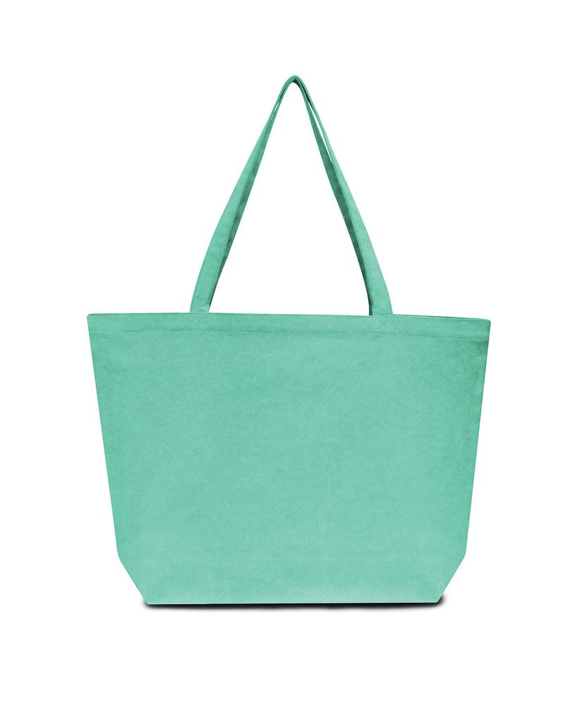 Liberty Bags LB8507 - Seaside Cotton 12 oz Pigment Dyed Large Tote