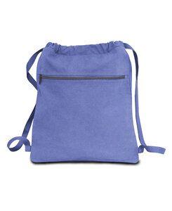 Liberty Bags LB8877 - Lona Costera de 12 oz - Bolso con cordón teñida con pigmento
