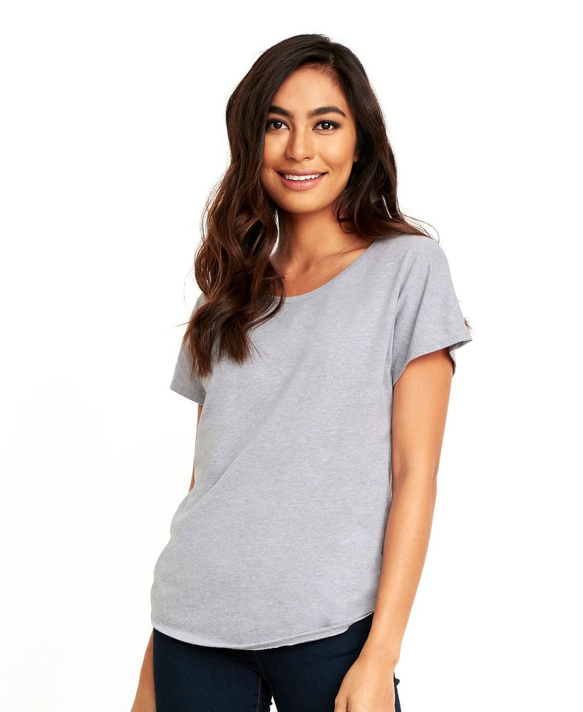 Next Level NL1560 - Remera Ideal Dolman para mujer