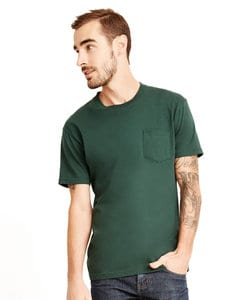 Next Level NL3605 - Adult Cotton Pocket Tee