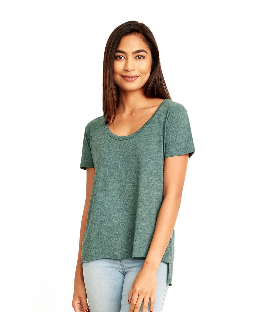 Next Level NL5030 - Women's Festival Scoop Neck Tee